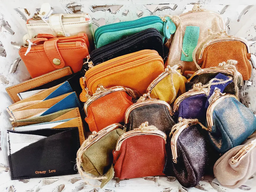 Crazy Lou - sacs et porte-monnaie